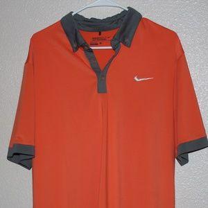 RARE Nike Golf shirt  men's size L